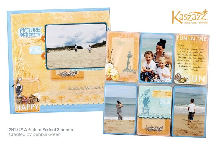 2H1529 A Picture Perfect Summer