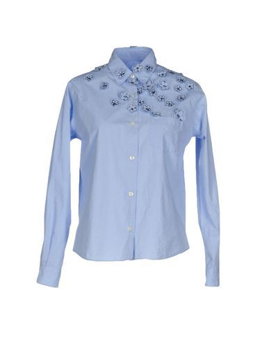 JIMI ROOS Women's Shirt Sky blue S INT