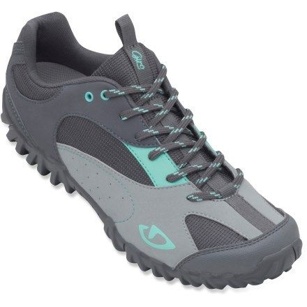 Giro Petra Mountain Bike Shoes - Women's  - love the teal !