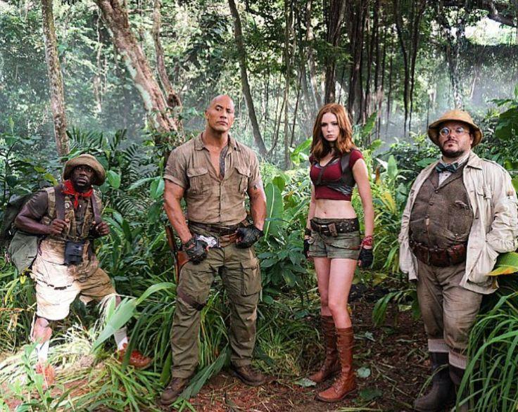 Jumanji: quattro nuovi attori si aggiungono al cast del sequel