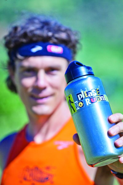 Scott Jurek responds to a reader question about electrolyte replacement while…