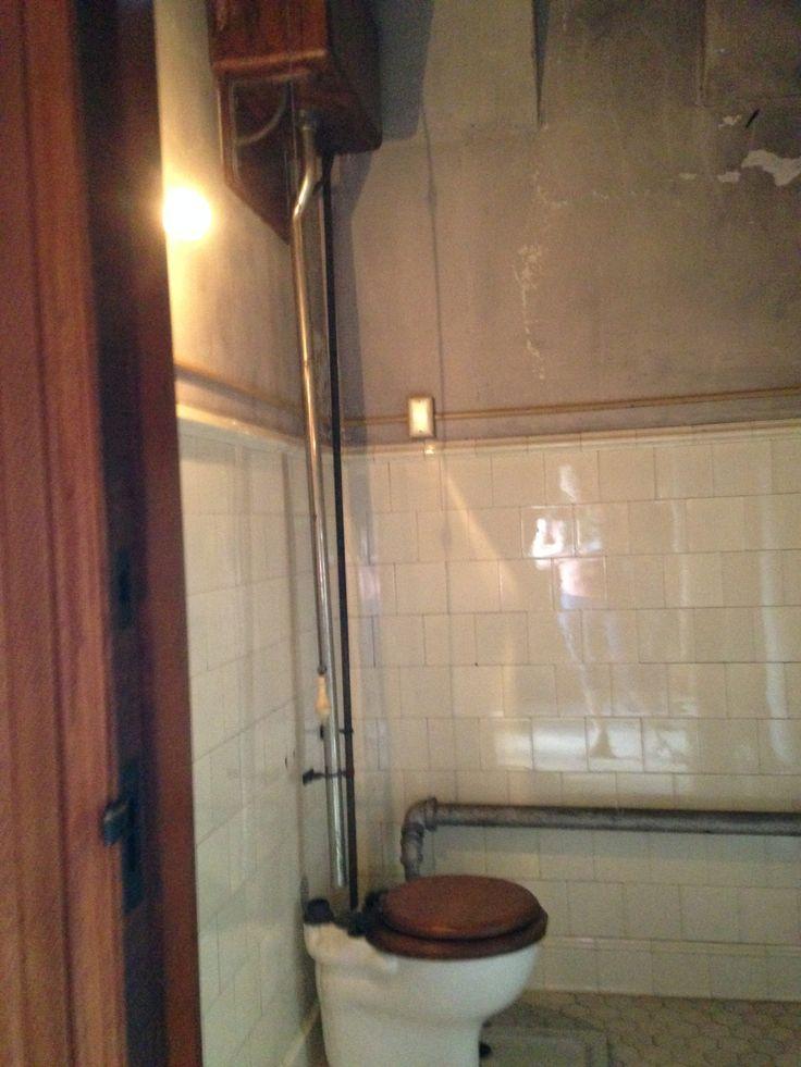 Biltmore House- 3rd- 1/2 floor- Toilet Room off hall ...