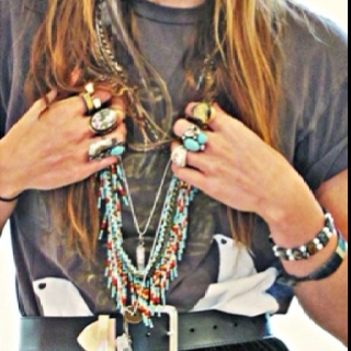great bead necklaces