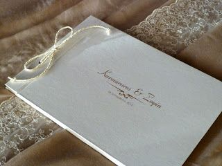 craft room - γάμος, βάπτιση, διακόσμηση: βιβλίο ευχών λεβάντα και δαντέλα
