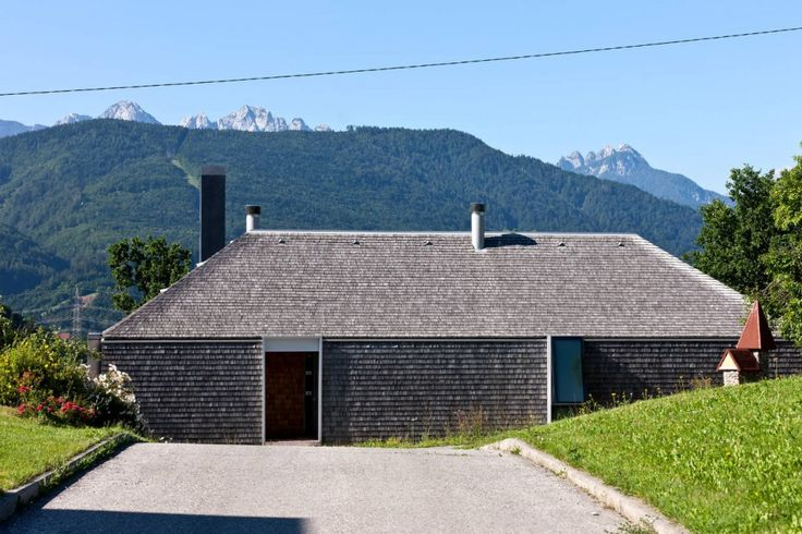 nowoczesna STODOLA gp mountain house 10