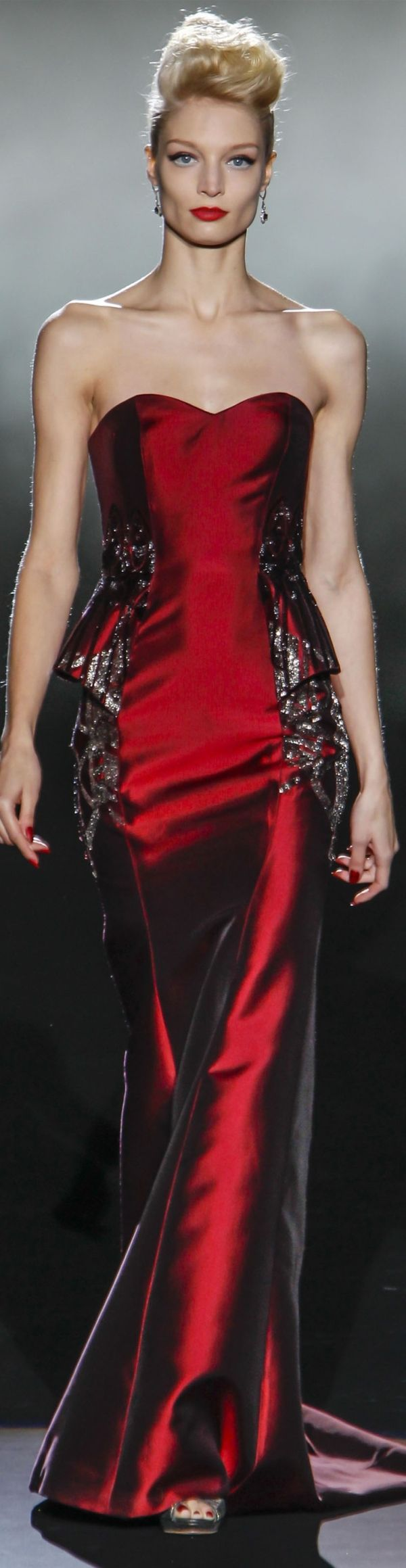Badgley Mischka Collections Fall Winter 2013-14 collection by Stacie09