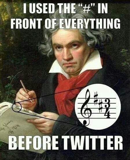 so he did - and he wrote just about everything in sixteenth notes, too!