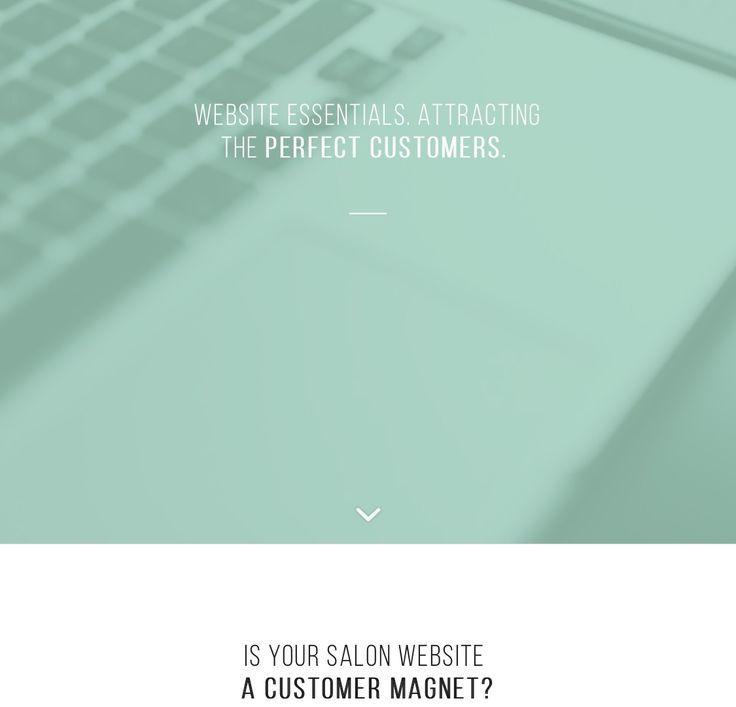 Website Essentials @ salonownersolutions