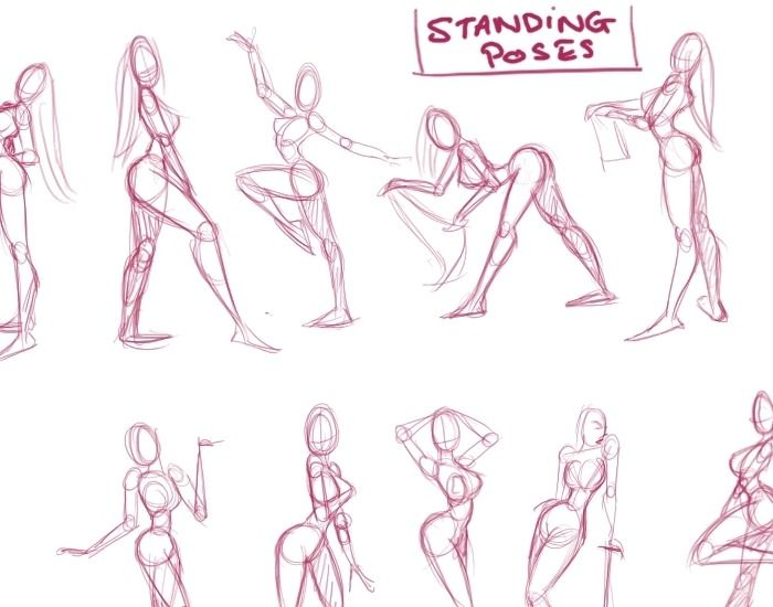 how to draw wonder woman full body step by step