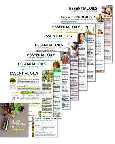 Starting an Essential Oils Business
