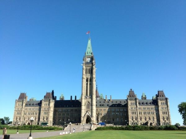 House of Commons, Ottawa.