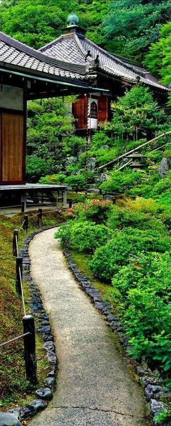 Reikan -Ji kyoto, Japan