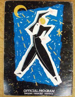 Keith Loreth Cosmic Art: David Bowie tour book
