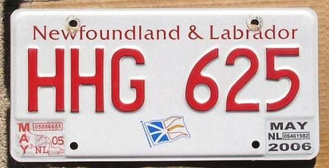 Newfoundland & Labrador 2006
