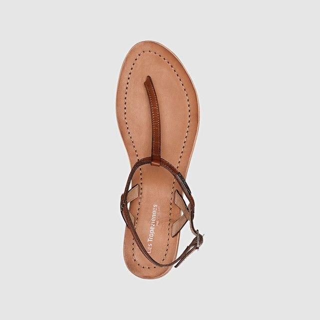 Sandales cuir entre-doigts Billy LES TROPEZIENNES par M BELARBI