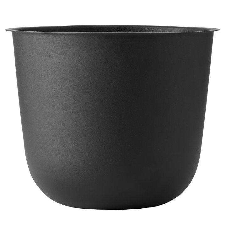 Wire potte, svart i gruppen Inredningsdetaljer / Dekorasjon / Vaser & Potter hos ROOM21.no (131846)