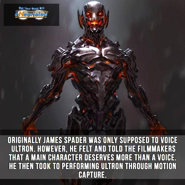 #ultron did need a representation. Follow @eNebriated for more awesome…