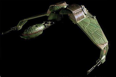 Klingon Bird of Prey - Star Trek III: The Search For Spock (1984)