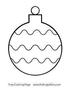 62 best images about coloring pages on pinterest coloring - Printable Coloring Ornaments