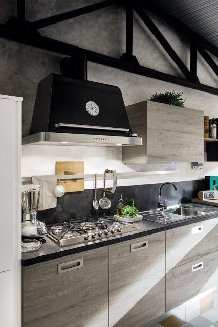 Cucina Oslo by Gicinque Cucine
