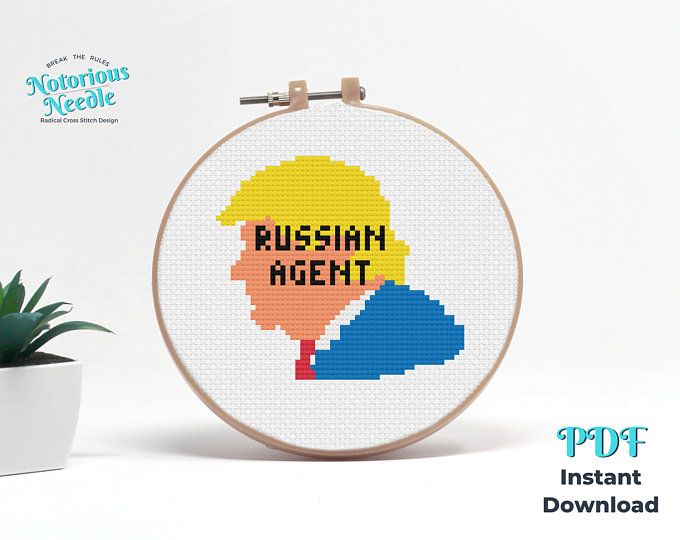 Resist Since The Potus Is So Fond Of Creating Hurtful Nicknames Of Others In 2020 Funny Cross Stitch Patterns Subversive Cross Stitch Patterns Cross Stitch Patterns
