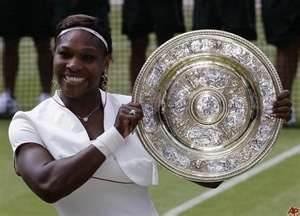 wimbledon women tennis champions @wimbledon