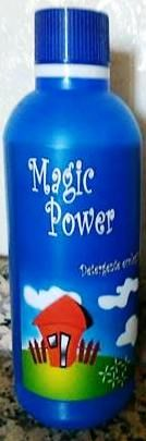 detergente naturale Magic Power