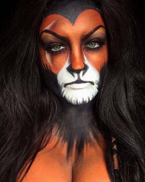 Das schönste Disney-Make-up zu Halloween