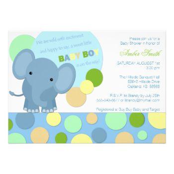 Baby Elephant Shower Invitation #baby #elephant #shower #invitation #elephant #shower #invitation #baby #shower #invitations #baby #boy #shower #invitations #elephant #baby #shower #invitations #baby #elephant #shower #boy #shower #invitations #blue #baby #shower #invitations #elephant #baby #shower #elephant #elephants #baby #shower #shower #polka #dots