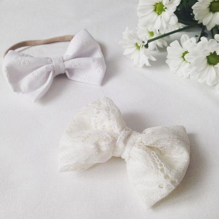 #handmade #headband #bow