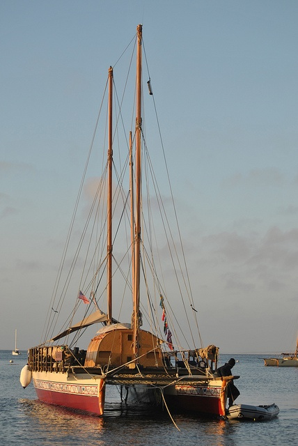 Monterey Catamaran by PurelyPixel, via Flickr
