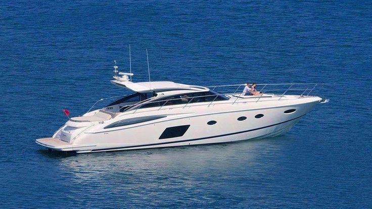 Princess V62-S Motor Yacht http://yachtsaleseurope.com/product/princess-v62-s-motor-yacht/ Princess V62-S Motor Yacht, 2013, Mallorca Spain www.YachtSalesEurope.com