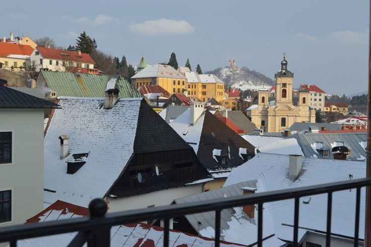 Banska Stiavnica - where history meets art and great food