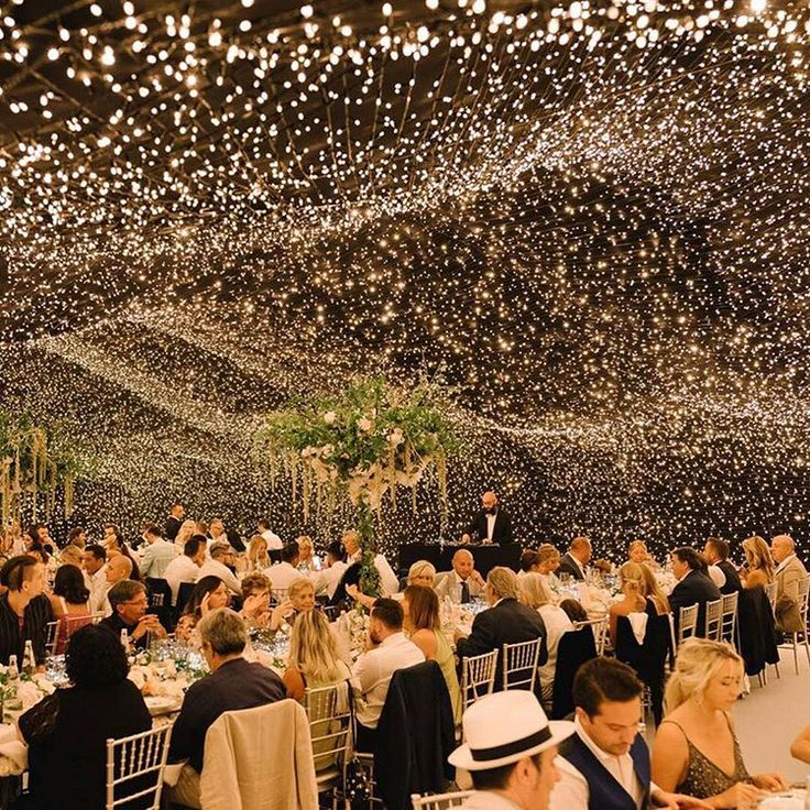 Top 20 Wedding Lighting Ideas You Can Steal – Nata Rose