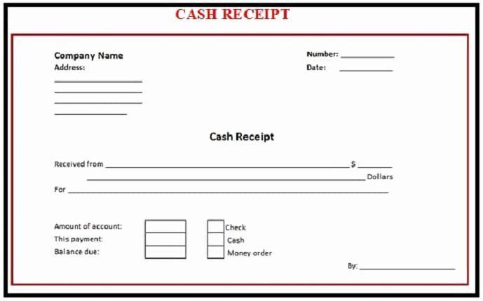 Payment Receipt Format In Word Unique 6 Free Cash Receipt Templates Excel Pdf Formats Invoice Template Word Receipt Template Word Template