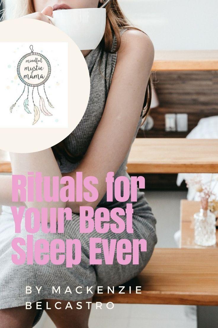 rituals for sleep