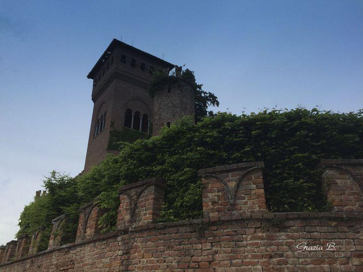 Castello di GABIANO(AL)