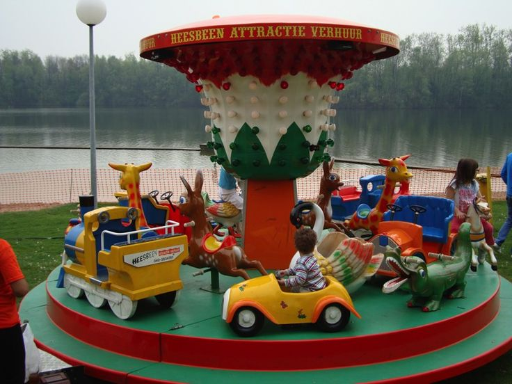 Funcompany Attracties & Evenementen | Draaimolen 26 - Draaimolens €425