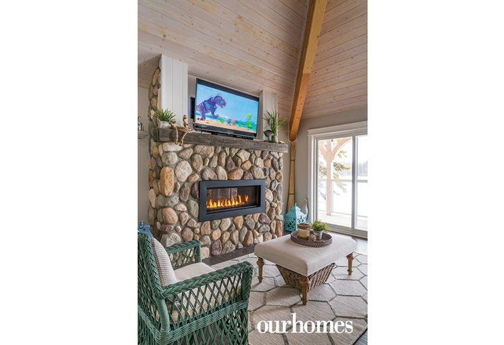 best 25 propane fireplace ideas on pinterest fireplace Gmall Contemporary Gas Fireplace Stove small freestanding gas stove fireplace