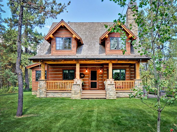 Rustic Country House Plans