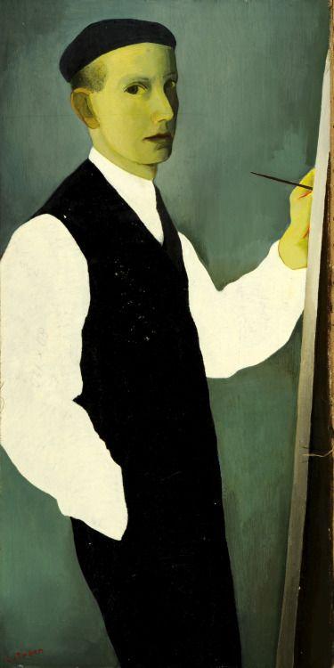 Self-Portrait Paul Citroen