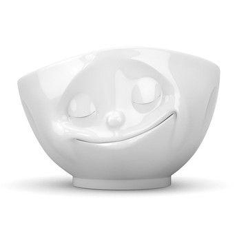 Porcelain Happy Bowl.