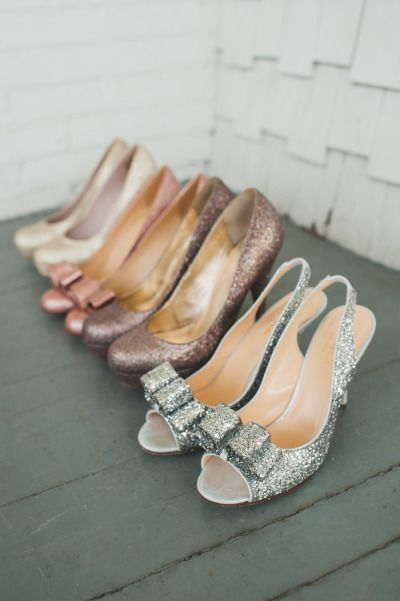 Summer wedding inspiration with pewter accents pewter for Pewter dress shoes for wedding