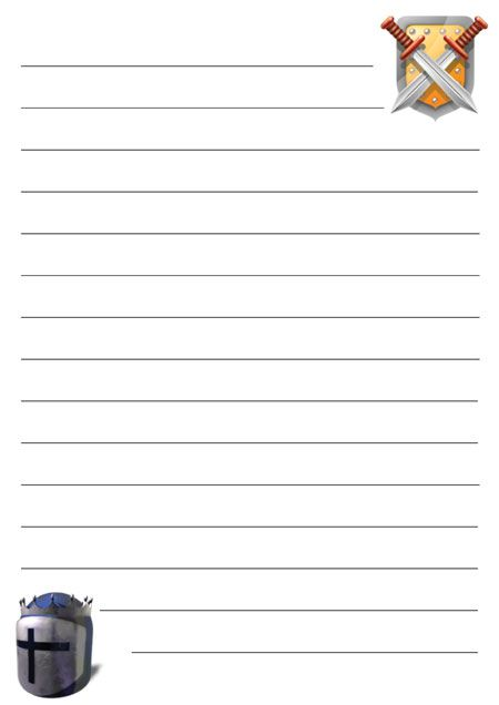 129 best Lined Paper images on Pinterest Article writing - notebook paper template for word