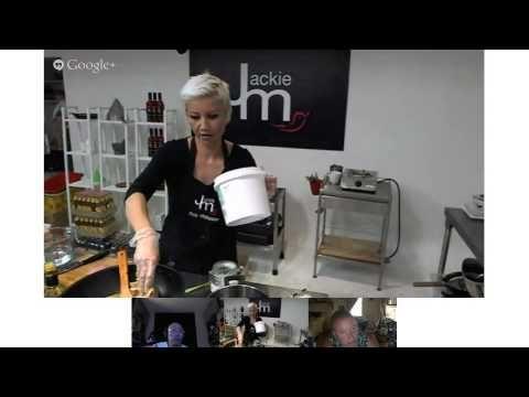 Jackie M Ramadhan Bazaar 13 - Satay + Sauce