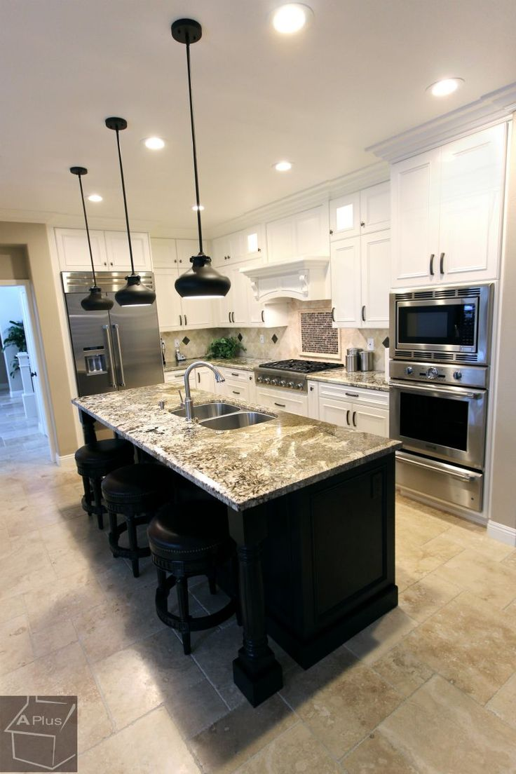 Complete Kitchen, Bathroom renovation with custom cabinets in Irvine Orange  County