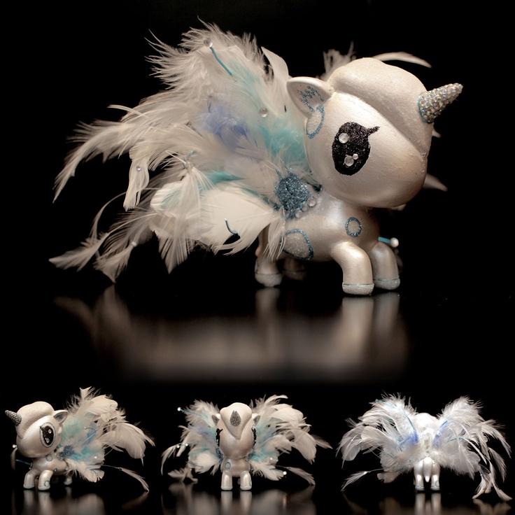 DIY Unicorno Contest- Meredith, entry# 113 #tokidoki #Unicorno #Unicorn