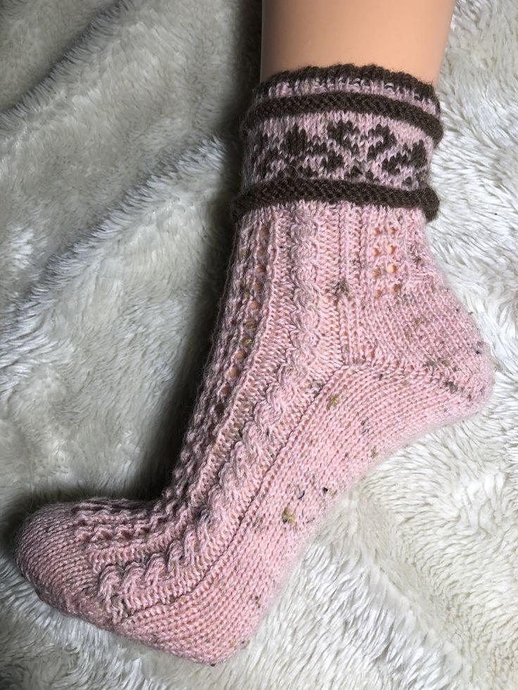 timeless design 4a575 2d8a1 Leichter Trachtenlook mit rosa Tweed Garn von Lanagrossa ...