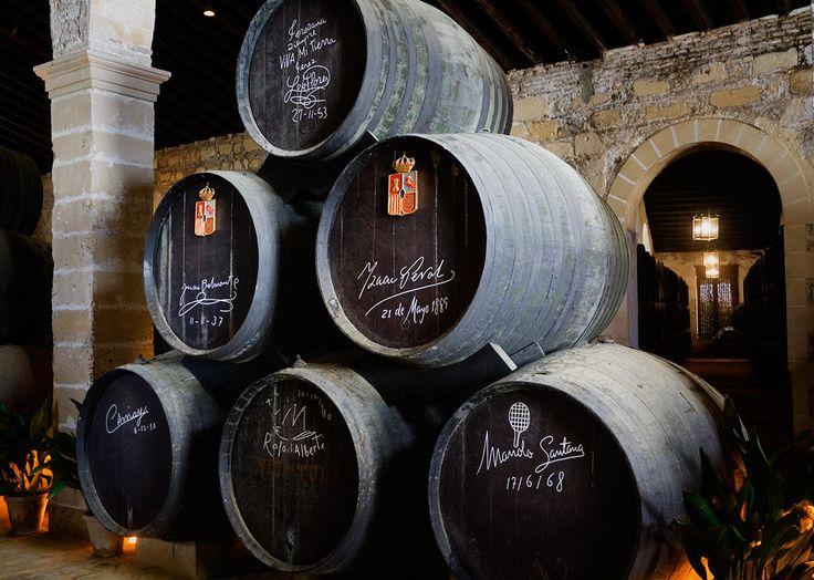 Tag til sherrysmagning i Jerez de la Frontera - Tio Pepe / Gonzalez Byass