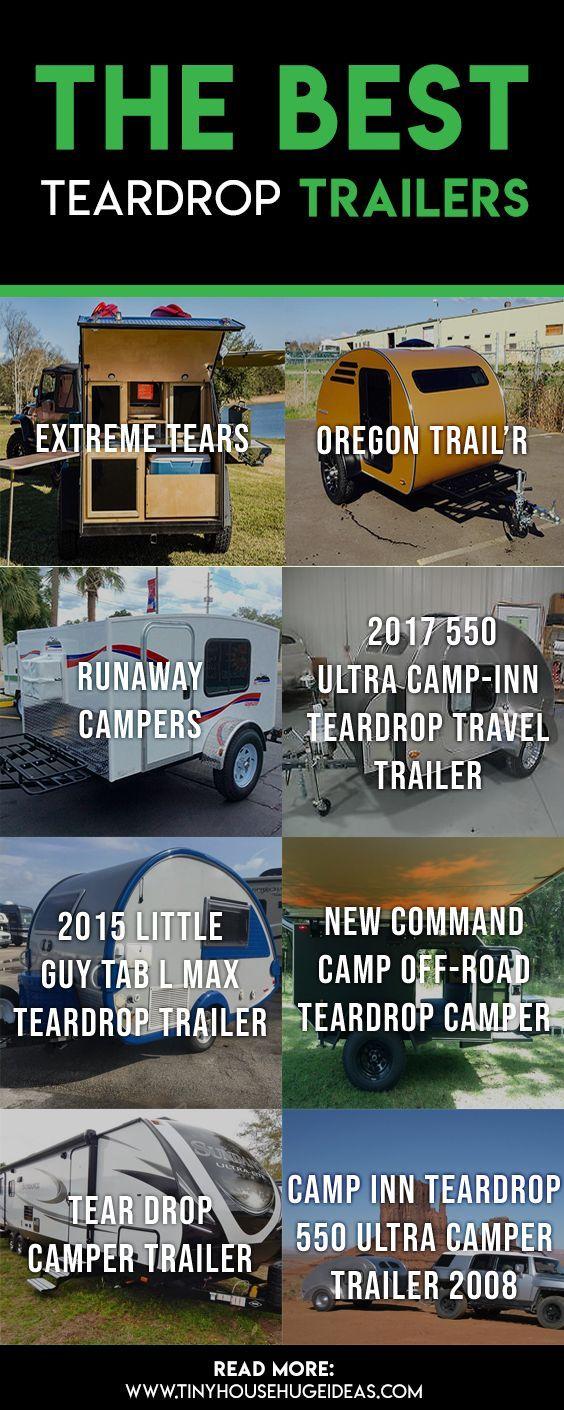 The Best Teardrop Trailers Teardrop Trailer Teardrop Trailer Interior Off Road Teardrop Trailer